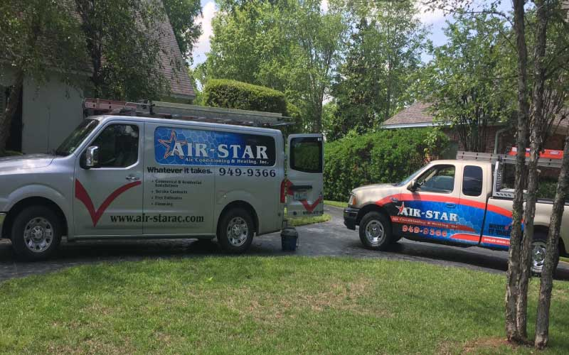 air star ac and heating